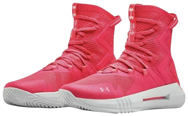 Item - Pink Highlight Ace 2.0 Red Rage Sneakers Size US 9.5 Regular (M, B)