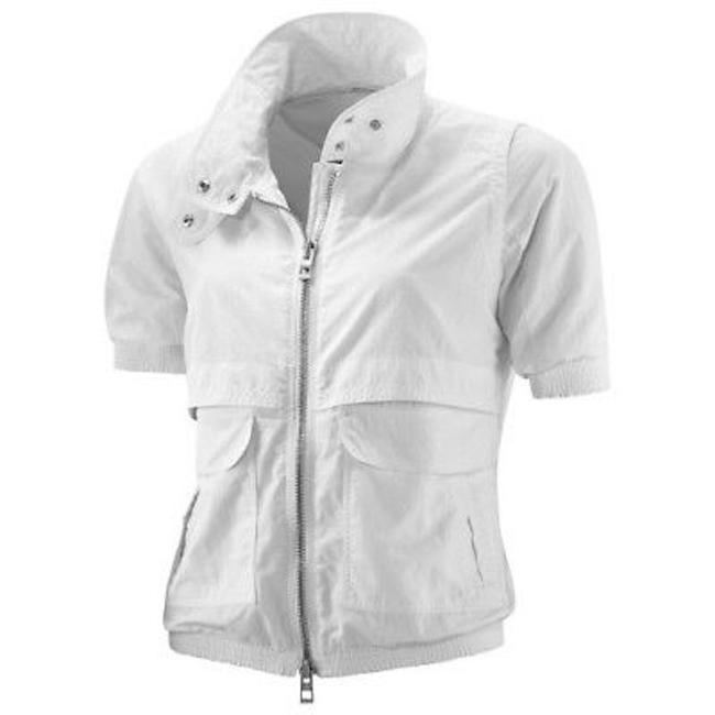 Item - White Activewear Outerwear Size 4 (S, 27)