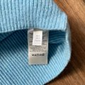 Free People Oversized Cashmere Blue Sweater Free People Oversized Cashmere Blue Sweater Image 5