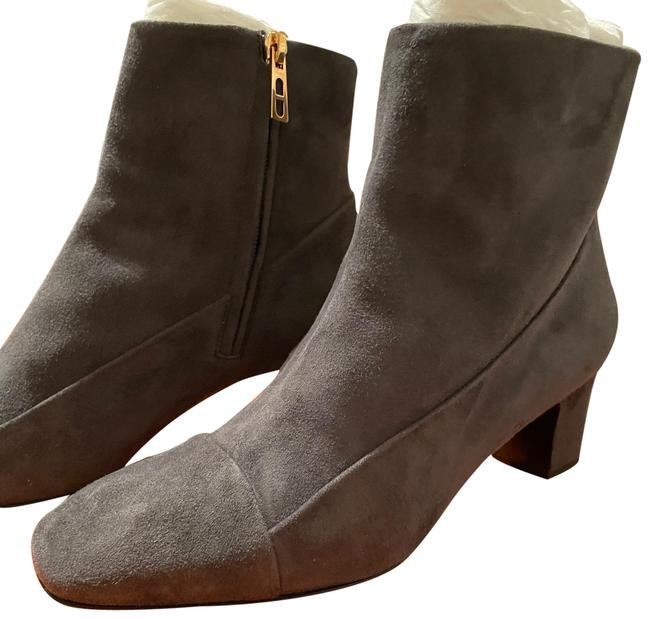 Item - Grey Ladies Boots/Booties Size US 10 Regular (M, B)