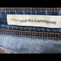 Pilcro and The Letterpress Blue Medium Wash Hyphen Capri/Cropped Jeans Size 29 (6, M) Pilcro and The Letterpress Blue Medium Wash Hyphen Capri/Cropped Jeans Size 29 (6, M) Image 4