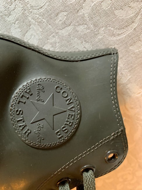 Converse Olive Green 144743c Boots/Booties Size US 9 Regular (M, B) Converse Olive Green 144743c Boots/Booties Size US 9 Regular (M, B) Image 6