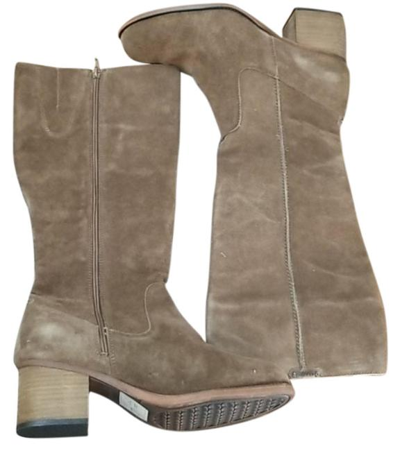 Item - Brown Women's Anthracite Knee High Boots/Booties Size US 12 Regular (M, B)