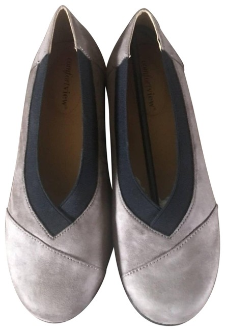 Item - Tan Dark Taupe Loafers Non-slip Flats Size US 9 Wide (C, D)
