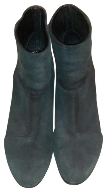 Item - Green Newbury Classic Iconic Leather Boots/Booties Size US 11 Regular (M, B)