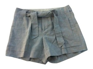 Banana Republic Mini/Short Shorts Grey/tan