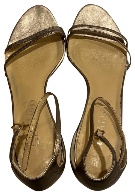 Item - Gold By Formal Shoes Size EU 37 (Approx. US 7) Regular (M, B)