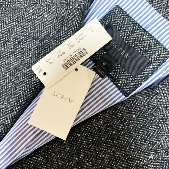 J.Crew Dark Grey Campbell Sparkle Donegal Wool Blazer Size 6 (S) J.Crew Dark Grey Campbell Sparkle Donegal Wool Blazer Size 6 (S) Image 11