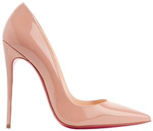 Item - Beige So Kate 120 Patent-leather Pumps