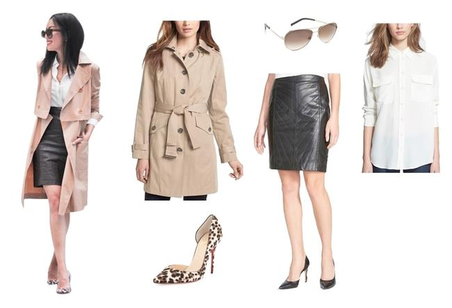 Preload https://item1.tradesy.com/images/michael-kors-camel-women-s-double-breasted-trench-coat-size-4-s-2860150-0-0.jpg?width=400&height=650