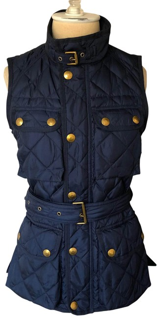 Item - Quilted Duck Down Vest Size 2 (XS)