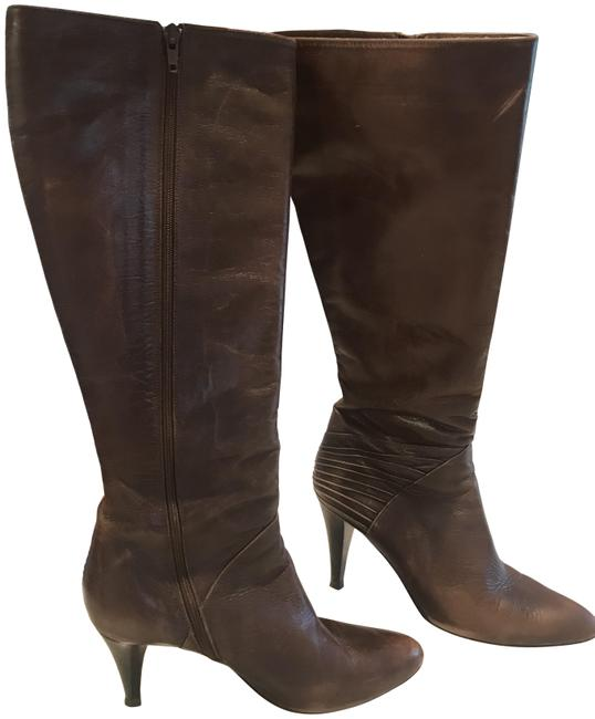 Item - Brown Casual and Dressy Boots/Booties Size US 9 Regular (M, B)