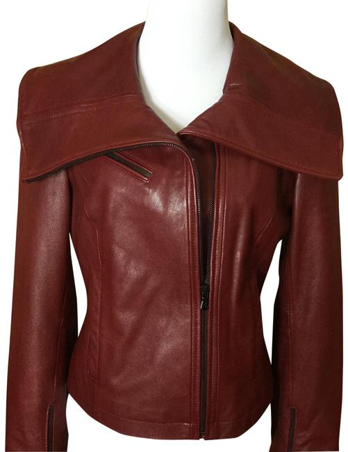 Item - Deep Red Jacket Size 4 (S)
