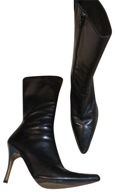 Item - Black 01 Boots/Booties Size US 6 Regular (M, B)