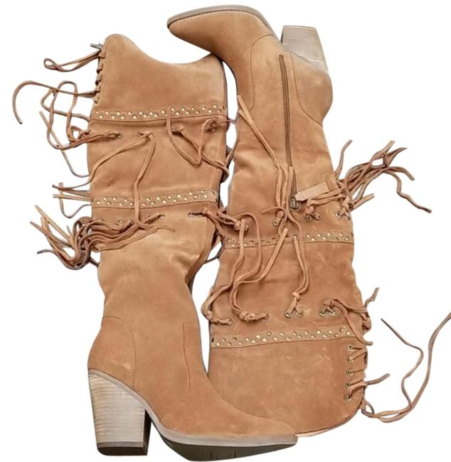 Item - Brown Women's Witchy Woman Leather Boots/Booties Size US 7 Regular (M, B)