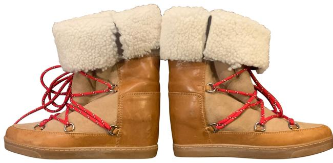 Item - Camel Boots/Booties Size US 10 Narrow (Aa, N)