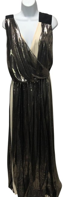 Item - Gray Cocktail 42 Long Casual Maxi Dress Size 6 (S)