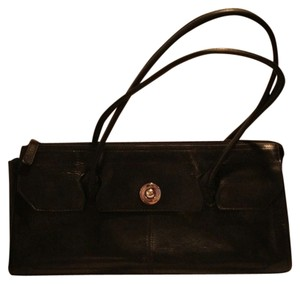 Pelle Studio Satchel in Black