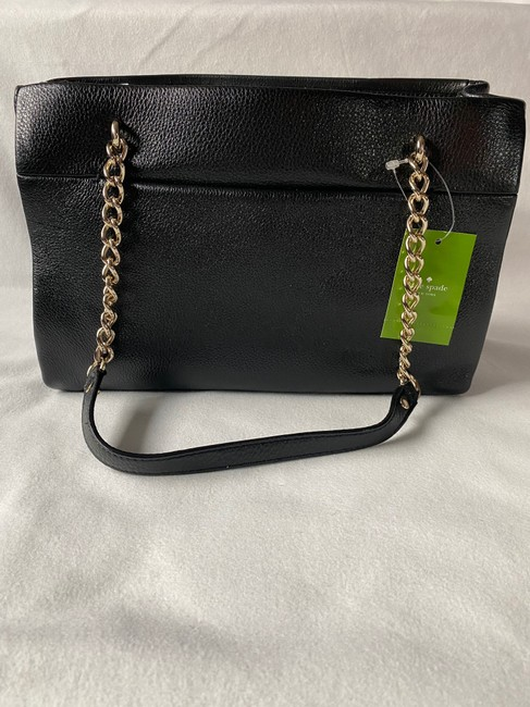 Kate Spade Emerson Place - Small Phoebe Black Leather Shoulder Bag Kate Spade Emerson Place - Small Phoebe Black Leather Shoulder Bag Image 2