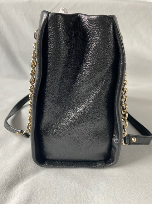 Kate Spade Emerson Place - Small Phoebe Black Leather Shoulder Bag Kate Spade Emerson Place - Small Phoebe Black Leather Shoulder Bag Image 3