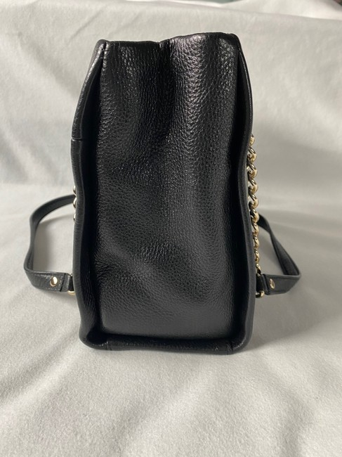 Kate Spade Emerson Place - Small Phoebe Black Leather Shoulder Bag Kate Spade Emerson Place - Small Phoebe Black Leather Shoulder Bag Image 4