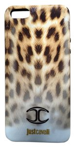 Roberto Cavalli Roberto Cavalli animal print phone case for I phone 5/5S