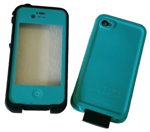 Lifeproof Authentic Teal LifeProof Case for IPhone 4/4s