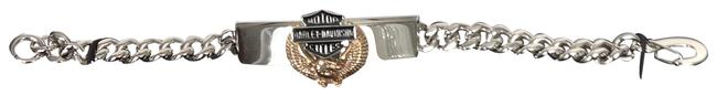 Item - Silver On Wings Of Eagles Stainless Bracelet