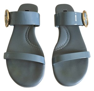 Bally Dove grey Sandals