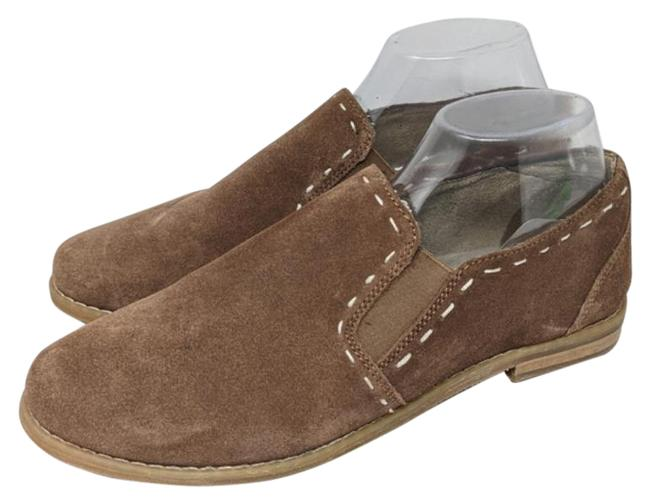 Item - Brown Women's Cami Slip-on Loafer Suede Flats Size US 10 Regular (M, B)