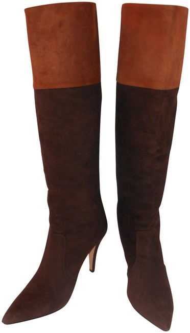 Item - Multi-color Knee High Medium Boots/Booties Size US 8 Regular (M, B)
