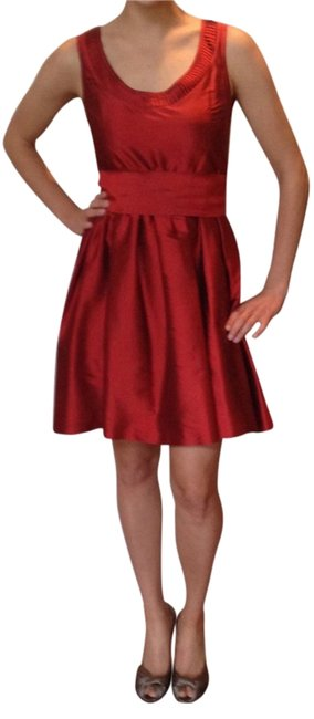 Preload https://item2.tradesy.com/images/kensie-red-above-knee-cocktail-dress-size-8-m-2861551-0-1.jpg?width=400&height=650