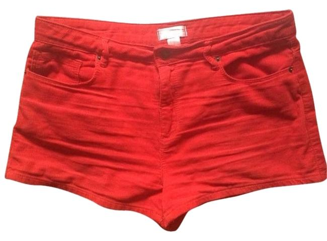 Forever 21 Los Angeles Shorts Burnt orange