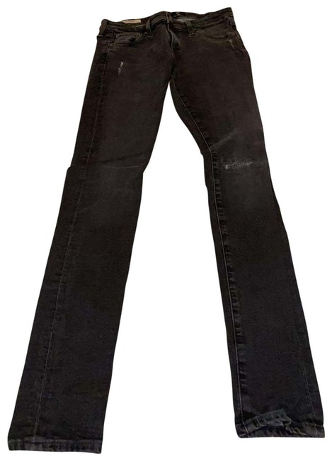 Item - Black The Legging Skinny Jeans Size 4 (S, 27)