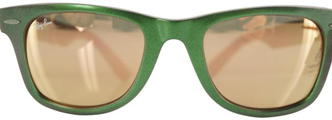 Item - Green/Purple Venus Wayfarer Rb2140 6109/Z2 Cosmo Iridescent Sunglasses