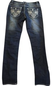 Angels Skinny Jeans-Dark Rinse