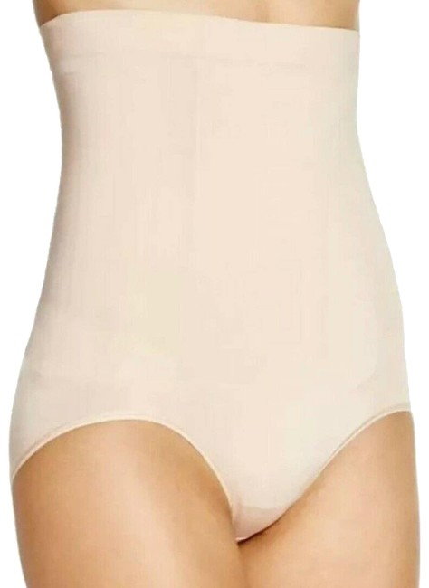 Item - Cream Oncore High Waisted Brief Soft Nude Ss1815 Activewear Bottoms Size 8 (M, 29, 30)