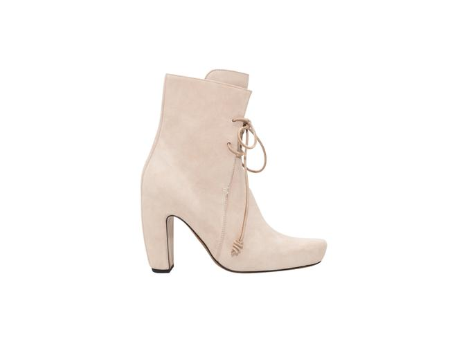Item - Dusty Rose Suede Ankle Boots/Booties Size EU 40 (Approx. US 10) Regular (M, B)