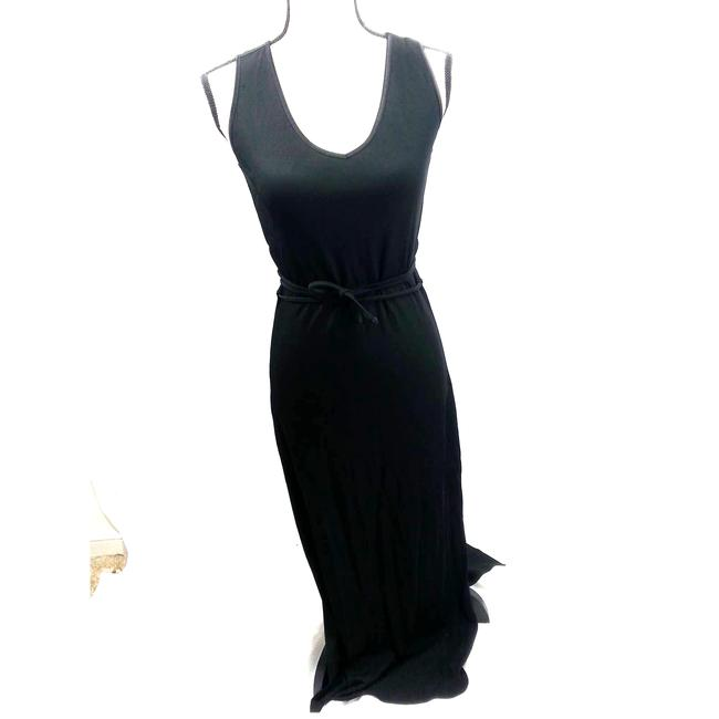 Item - Black Collection Vintage Sleeveless Maxi Long Cocktail Dress Size 8 (M)
