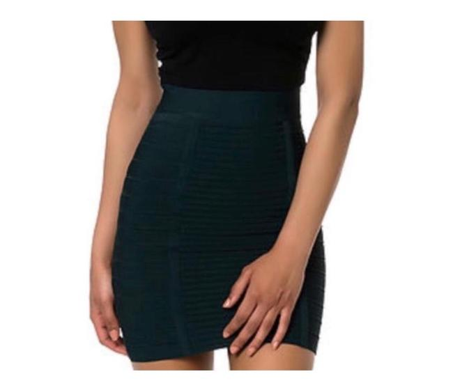 Item - Green Knit Bandage New Skirt Size 8 (M, 29, 30)
