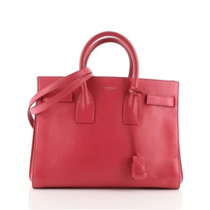 Item - Sac de Jour Small Pink Leather Tote