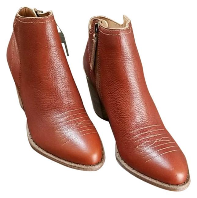 Item - Brown Call Back Ankle Di 161 Boots/Booties Size US 9 Regular (M, B)