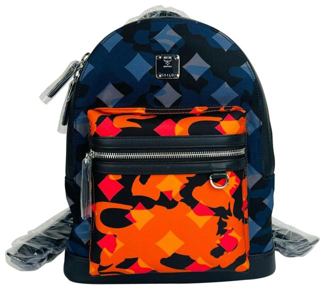 Item - Camouflage Small 32 Muk9adt91mt001 Multi-color Nylon Backpack