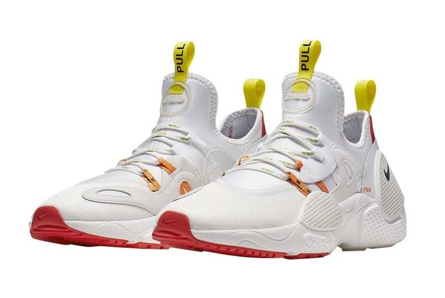 Item - Off White Red and Yellow Nike Huarache Edge Sneakers Size US 7.5 Regular (M, B)
