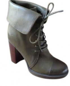 Nine West Pine green Boots
