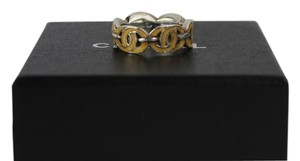 Chanel Chanel CC Link Chain Ring