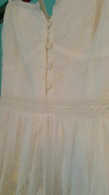 American Eagle Outfitters short dress White on Tradesy