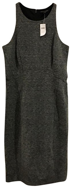 Item - Gray Nwt-banana Womens Mid-length Work/Office Dress Size 10 (M)