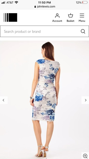 Phase Eight Floral Cindy Crush Mid-length Short Casual Dress Size 4 (S) Phase Eight Floral Cindy Crush Mid-length Short Casual Dress Size 4 (S) Image 2