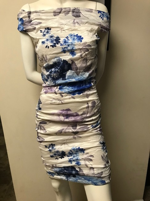 Phase Eight Floral Cindy Crush Mid-length Short Casual Dress Size 4 (S) Phase Eight Floral Cindy Crush Mid-length Short Casual Dress Size 4 (S) Image 3